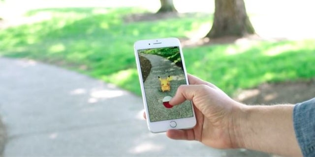 arkit pokemon