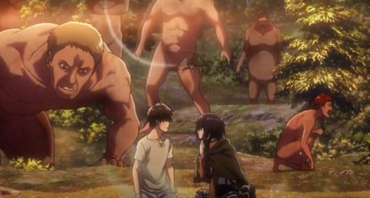 Attack On Titan Did Mikasa Just Confess To Eren