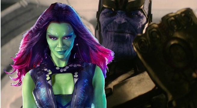 avengers infinity war rumor ties guardians of the galaxy thanos children