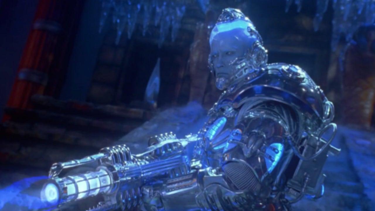 arnold schwarzenegger s mr freeze costume almost killed him
