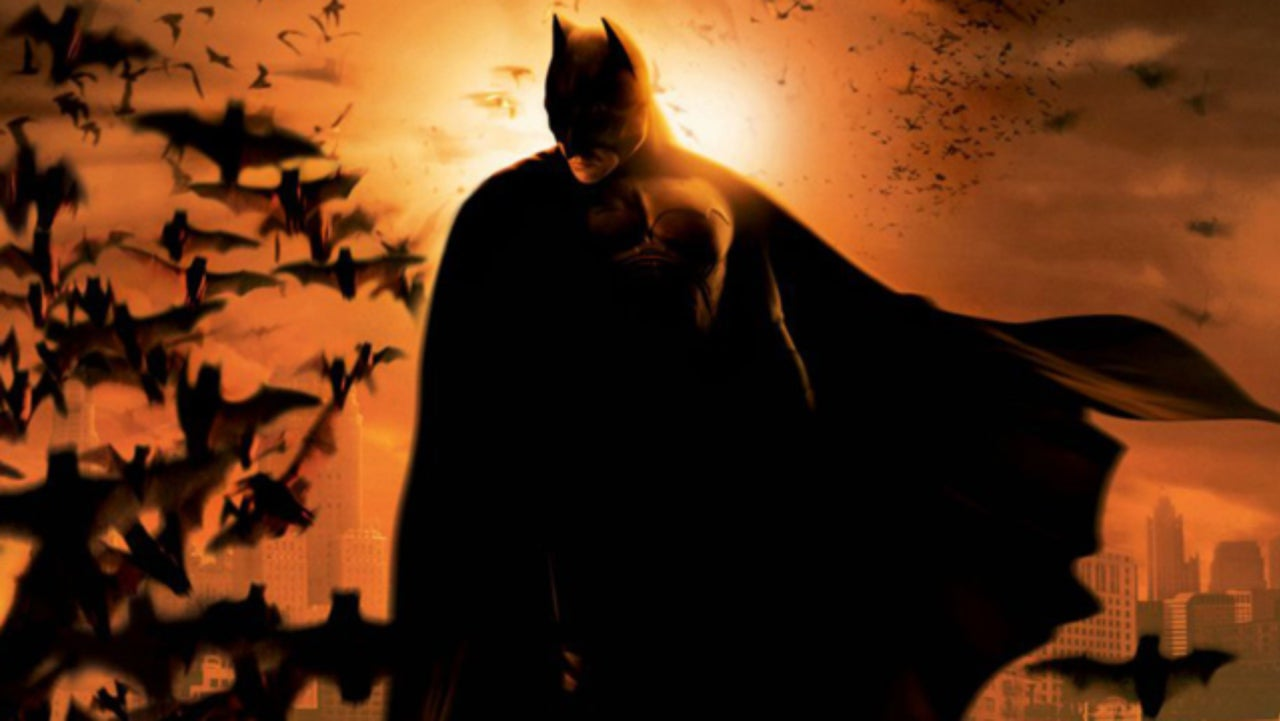Creepy Behind-the-Scenes Footage of Batman Begins Goes Viral