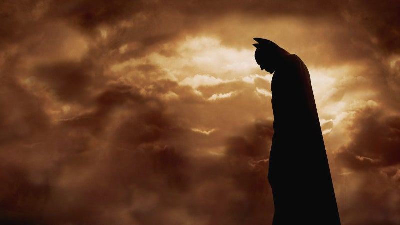 Batman Begins Reviews