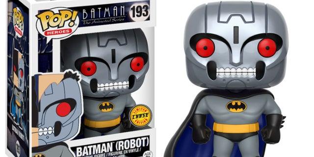 Batman Robot Funko Pop - Chase