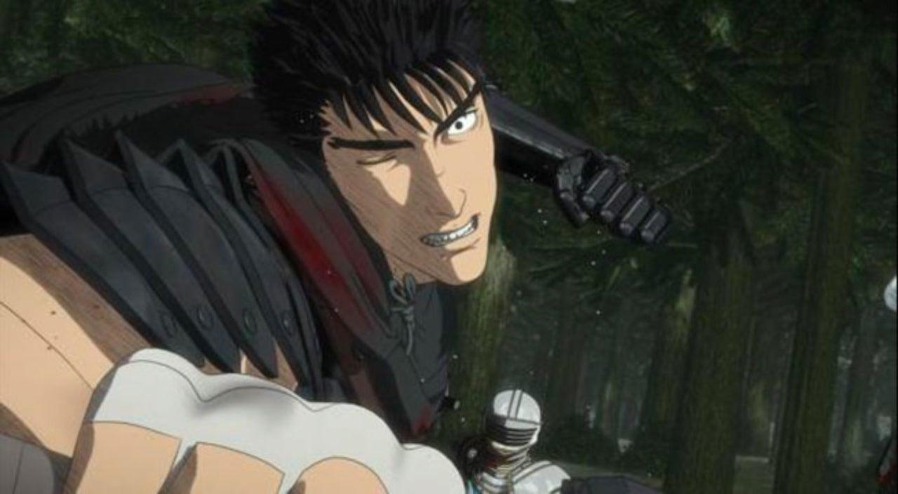 The New Berserk Anime Looks Really Awful