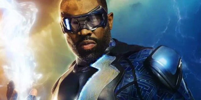 black lightning cw