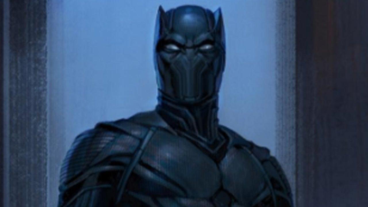Marvel Concept Artist Shares Alternate Look At Black Panther