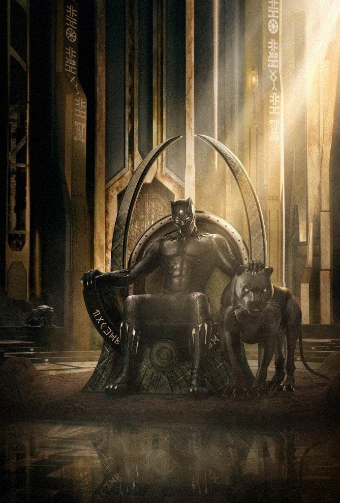 Black-Panther-Poster-Bosslogic