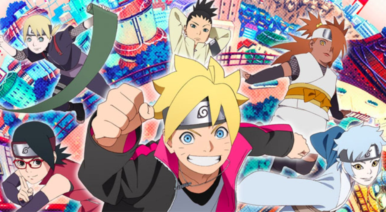 New boruto naruto next generations anime special announced