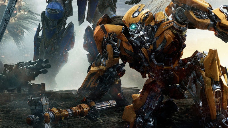 Bumblebees Voice in Transformers 5 The Last Knight