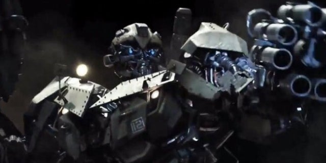 Bumblee WWII Body in Transformers 5