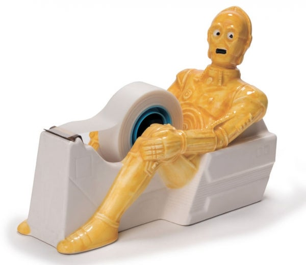 C3PO Tape dispenser star wars