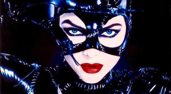 catwoman michelle pfeiffer not supposed to play role