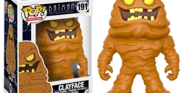 Clayface Funko Pop