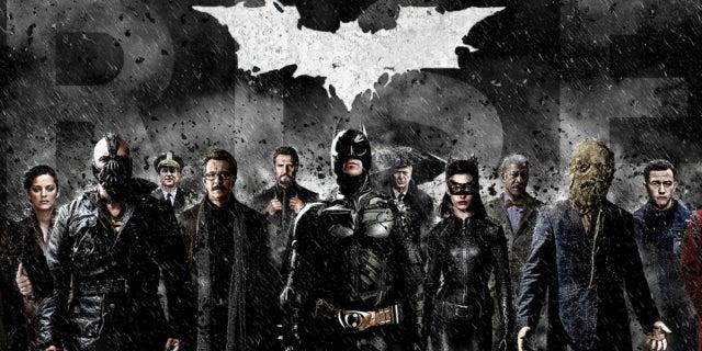 Dark Knight Trilogy Paul J. Franklin