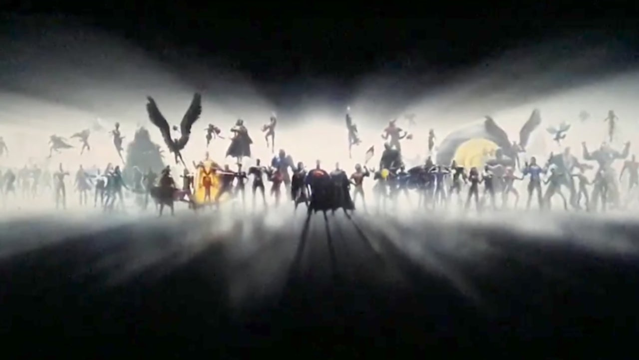 The New DC Movie Characters Revealed In the DCEU Intro