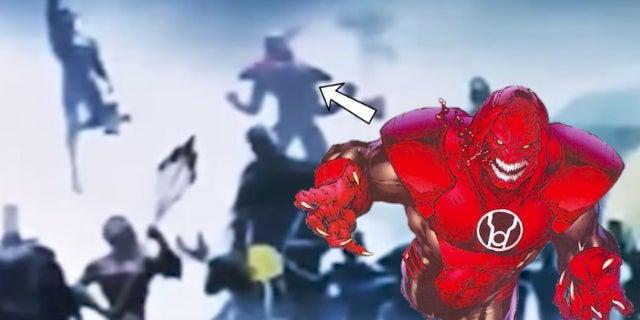 DC Movie Intro - Atrocitus Red Lanterns