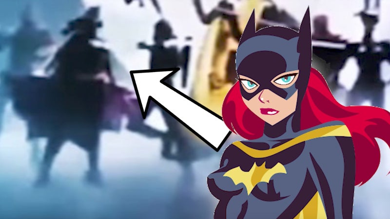 DC Movie Intro - Batgirl