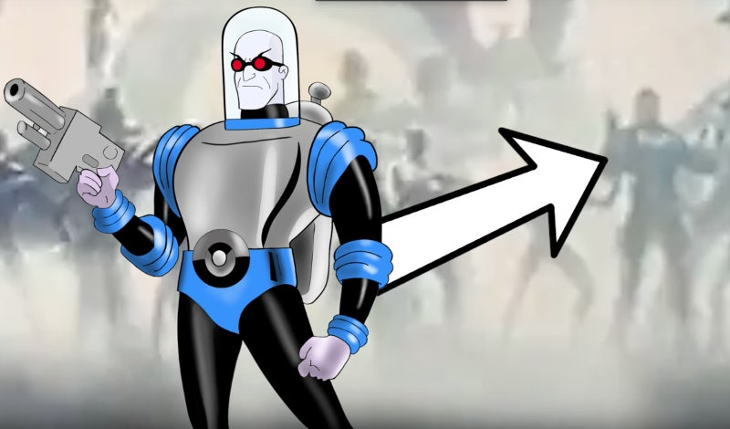 DC Movie Intro - Mr. Freeze