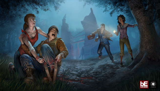 Dead by Daylight Survivors