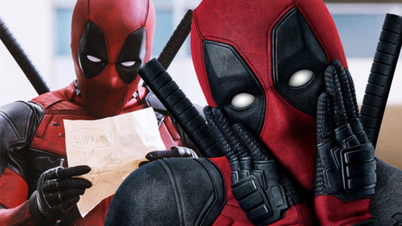 Deadpool 2 New Set Photos Show Ryan Reynolds In Full Costume