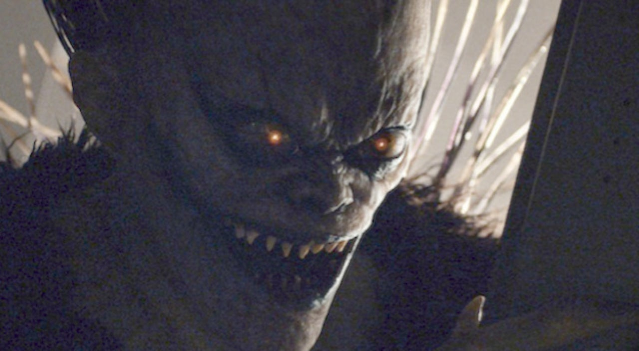 Netflix Debuts First Official Image Of Ryuk In Death Note
