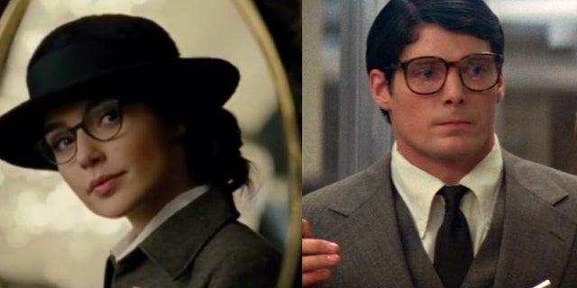 Diana Prince vs Clark Kent Movie Versions
