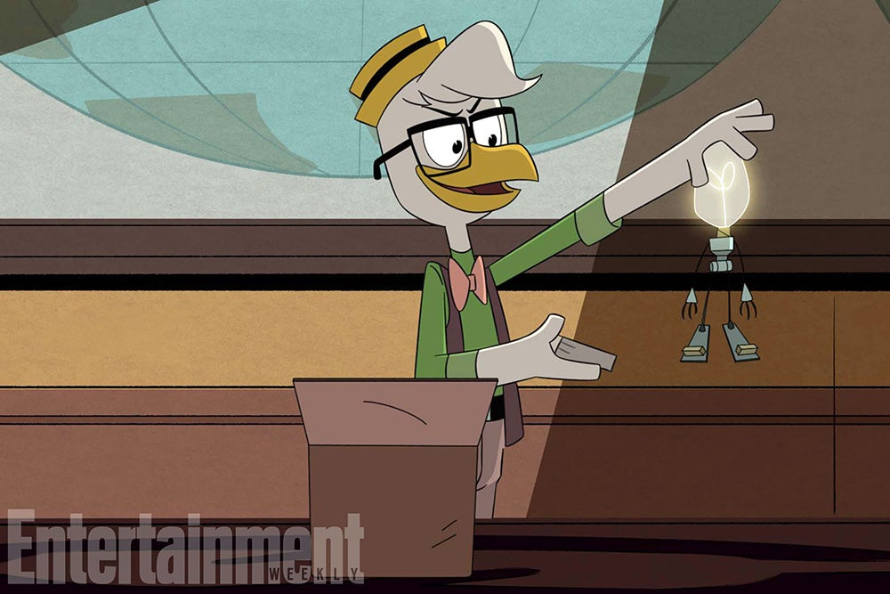 DuckTales-Gyro Gearloose