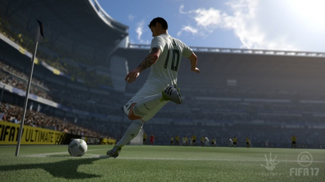 FIFA 17 Free All Weekend on Xbox One
