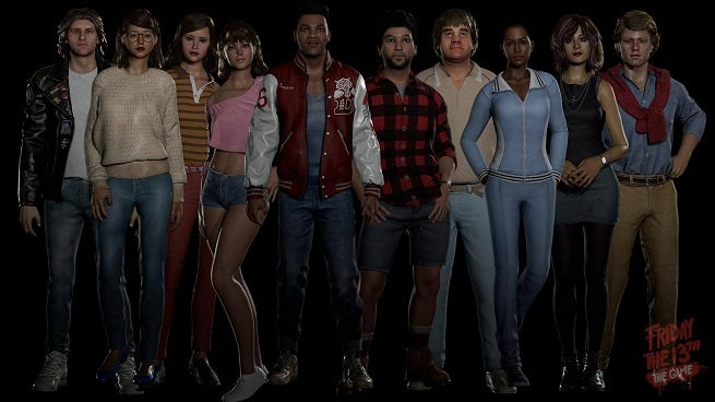 Friday the 13th counselors