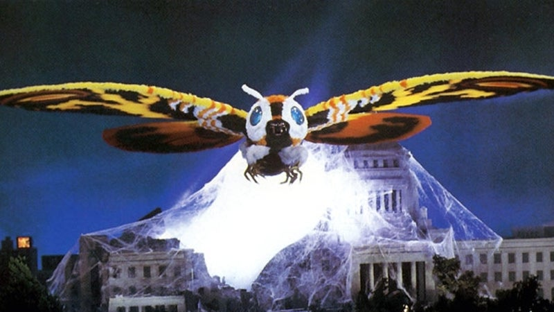 Godzilla King of Monsters - Mothra