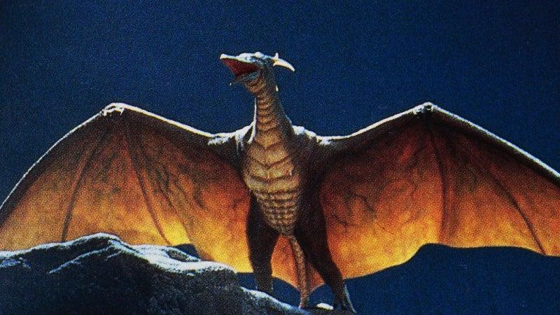 Godzilla King of Monsters - Rodan