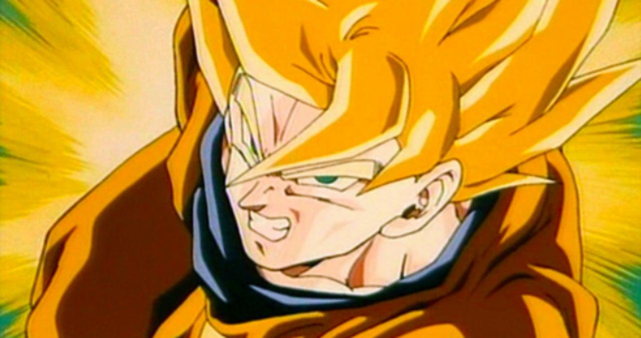 Dragon Ball Heres How To Make Your Own Super Saiyan Name
