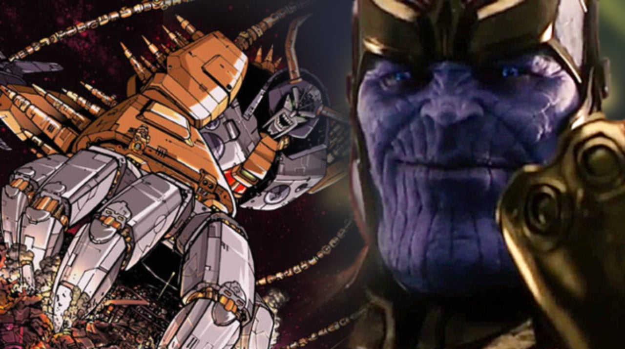 Is Unicron the Transformers Movie Version of Marvel's Thanos?