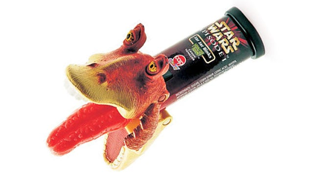 jar jar candy tongue phantom menace
