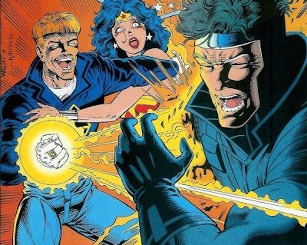 Justice League America 82