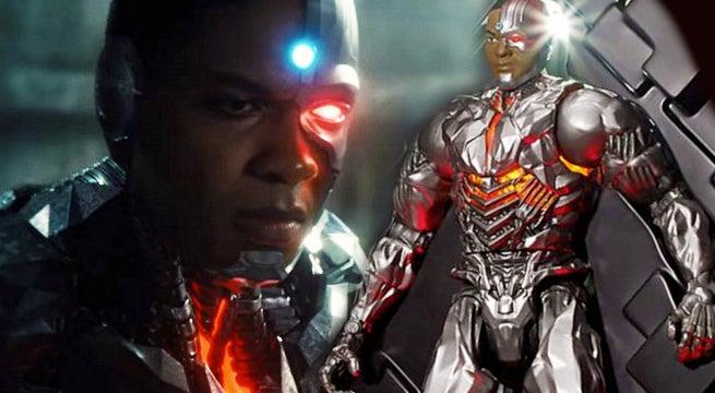 justice league cyborg mattel