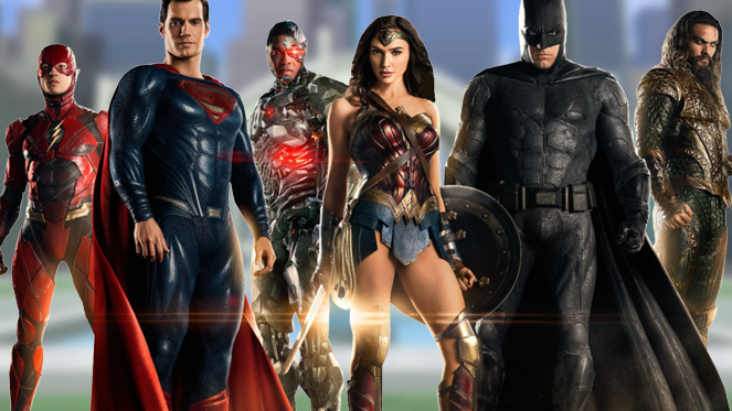 justice league hall of justice