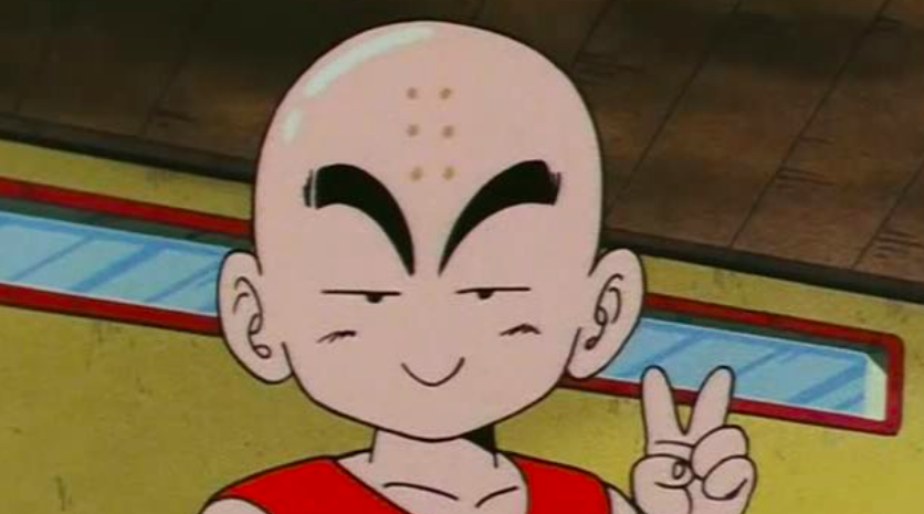 KRILLIN DRAGON BALL Screen Shot 2017-06-15 at 111348 AM