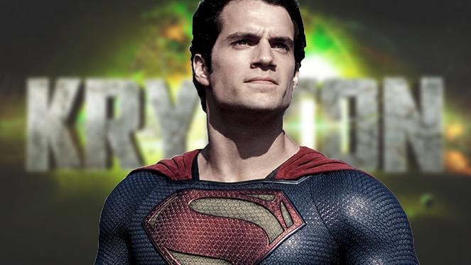 krypton man of steel