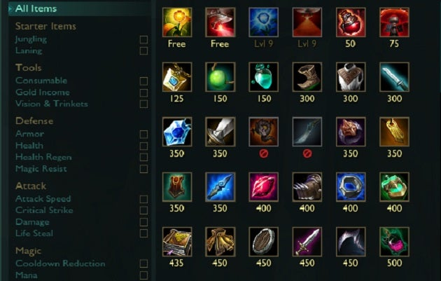 League Of Legends Working On Improving Item And Ability Pinging