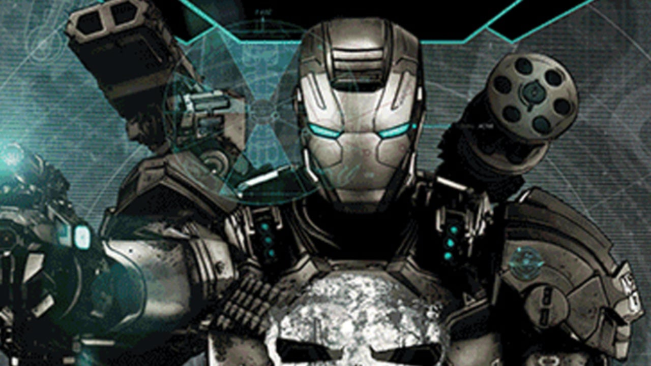 marvel confirms frank castle will become war machine