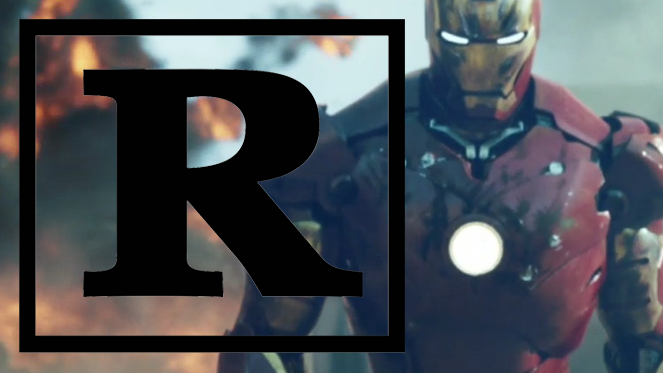 marvel studios r rated