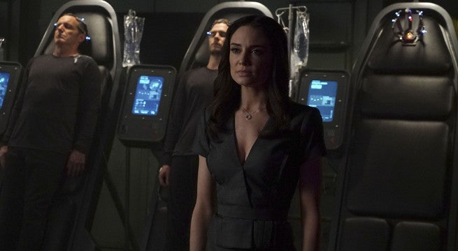 marvel's agents of shield framework spinoff