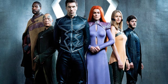 marvels the inhumans trailer hits the web