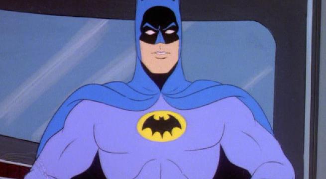 New Aventures of Batman