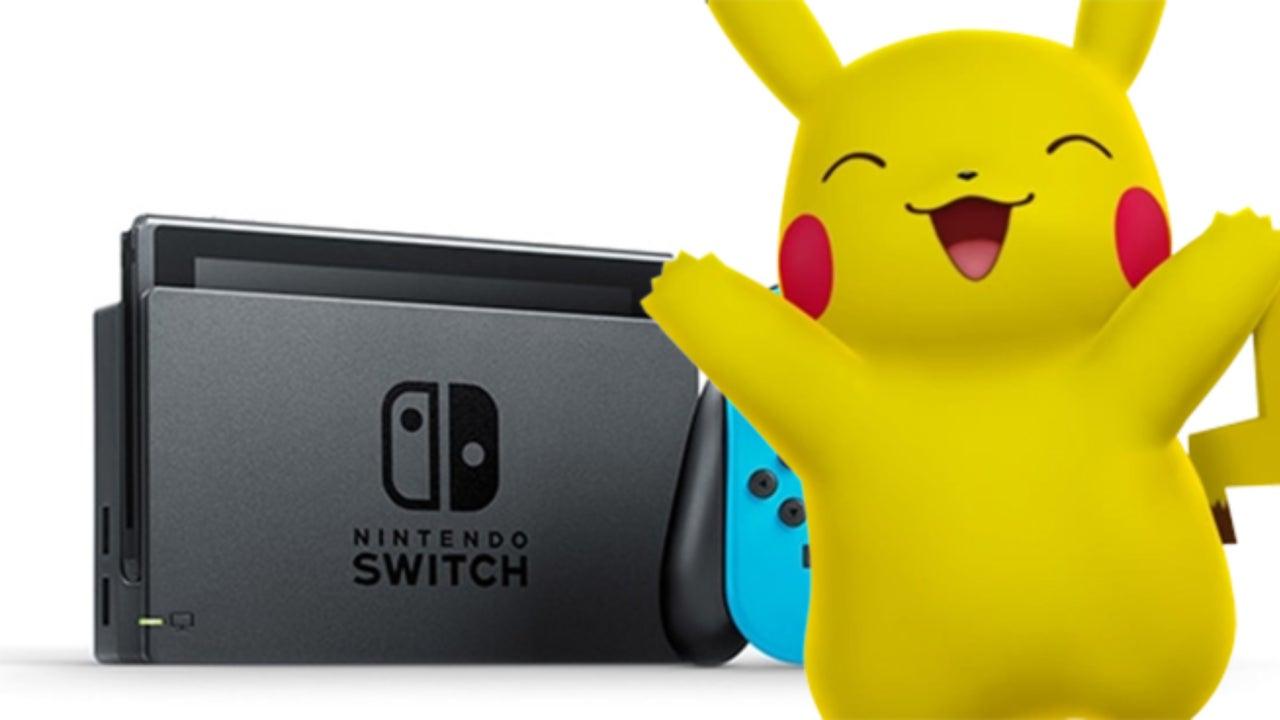 Pokemon Switch Starter