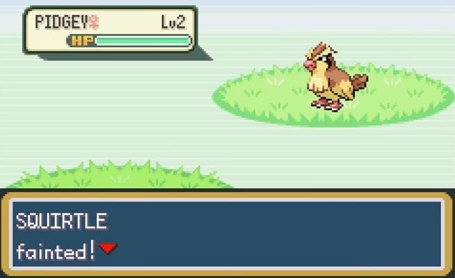 Pokemon Fainted