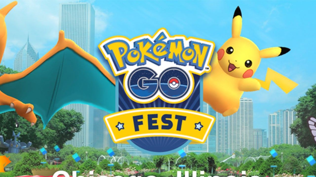 Pokemon Go to Host First Official Live Event in Chicago