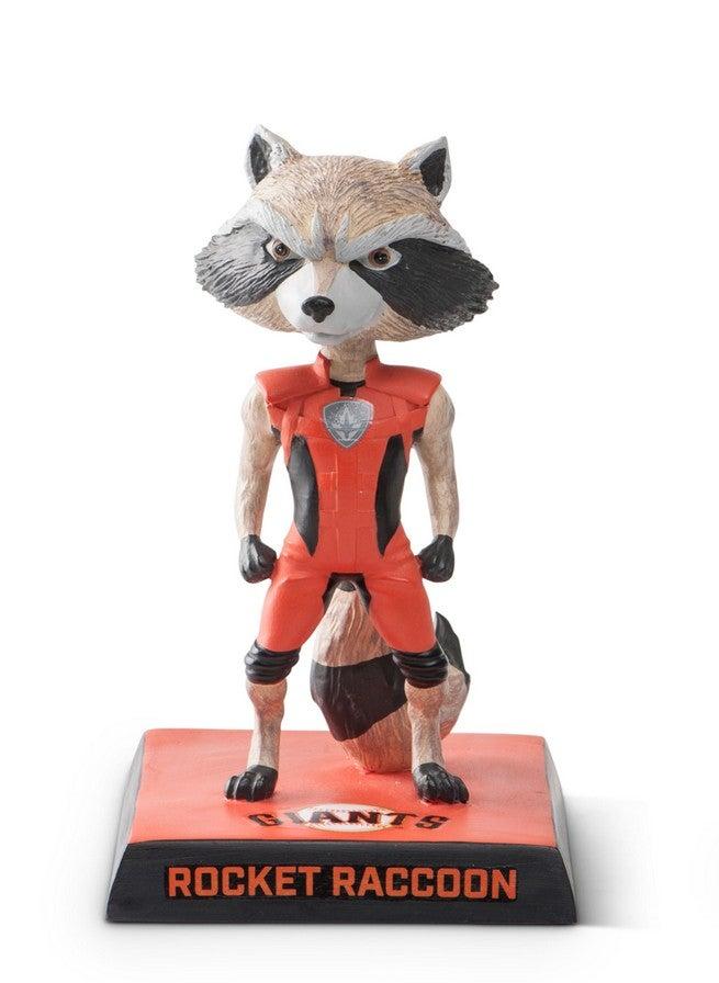Rocket Raccoon Bobble Head