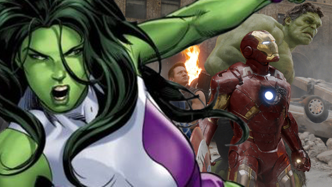 she hulk marvel movie